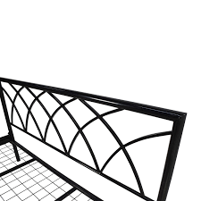 Overstock Bed Frame 75 Off Overstock Queen Size Metal Bed Frame Beds