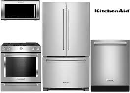 Kitchenaid Counter Depth French Door Refrigerator Stainless Steel - kitchenaid vs electrolux kitchen appliance packages reviews