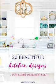 beautiful kitchen designs for every personality u2022 avenue laurel