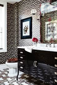 wallpaper bathroom designs 28 powder room ideas decoholic