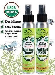 amazon com us organic mosquito repellent anti bug outdoor pump