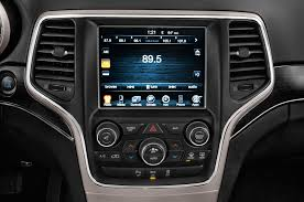 jeep grand cherokee interior 2016 jeep grand cherokee radio interior photo automotive com