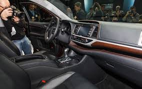 Upcoming Home Design Trends by New 2014 Toyota Highlander Interior Pictures Beautiful Home Design