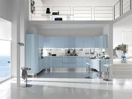 cuisine gris et bleu la cuisine bleue inspiration couleur bleu gris newsindo co