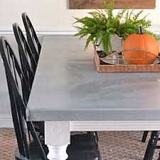 Diy Kitchen Table Top by 122 Best Zinc Table Tops Images On Pinterest Zinc Table Kitchen