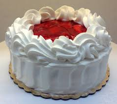 strawberry whipped cream cake classic bakery