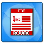 Quick Resume Builder Quick Resume Builder Apk Download Free Productivity App For