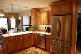 L Shaped Kitchen Island Aknsa Com Kitchen Cabinets With Granite Countertop