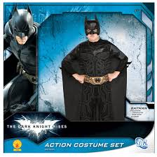 Batman Kids Halloween Costume Batman Dark Knight Rises Deluxe Muscle Chest Child Halloween