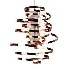 Copper Ceiling Light Copper Ceiling Lights Amazon Co Uk