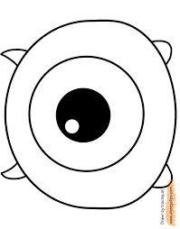 sulley coloring page 277 best disney coloring pages images on pinterest coloring