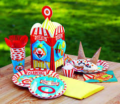 outdoor party ideas genuine carnival tableware outdoor carnival party ideas birthday