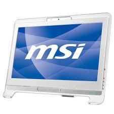 ordinateur de bureau msi msi wind top ae1920 236fr blanc pc de bureau msi sur ldlc com