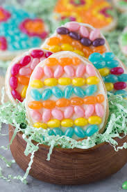 jelly belly easter egg cookies the first year