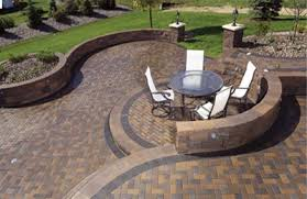 Backyard Pavers Paver Patio Designs Enhance Your Secret Garden Tips And