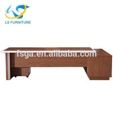 Office Desk Ls Classic Antique Wooden L Shaped Ceo Office Executive Desk Ls 11689