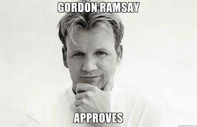 Gordon Ramsay Meme - masterchef gordon ramsay net worth salary 2016 best memes