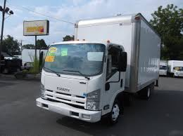 isuzu npr hd diesel 16ft box truck cooley auto cooley auto