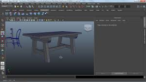 creating game environments in maya and photoshop