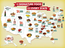 A Map Of The Usa Usa Map Food Drink Royalty Free Vector Arts Stock Vector Art Usa