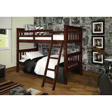 bedroom loft bed with dresser trundle bed twin donco kids