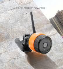 Guudgo Gd Sc01 720p Waterproof Wifi Ip Camera Outdoor Bullet Ir