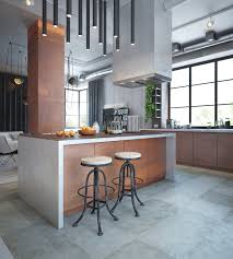 an industrial home with warm hues how to industrial style your