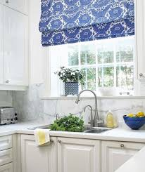 Kitchen Curtain Fabric by Kitchen Curtains Blue Rachael Ribbon U0026 Embroidery Cafe Curtains