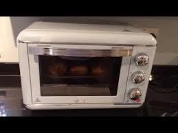 Retro Toaster Ovens Swan Retro Mini Oven U0026 Rotisserie In Blue Review Youtube