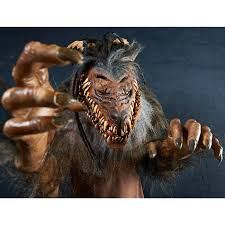the nightmare collection snarling werewolf costume werewolf