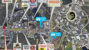 Orlando Area Map by Bb U0026t Ground Lease Retail 11311 University Blvd Orlando Fl