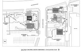 Fire Evacuation Plan Office by Drills U0026 Evacuations Children U0027s Center At Caltech