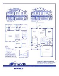Villa Rustica Floor Plan by On Your Lot In Lakeland Adams Homes
