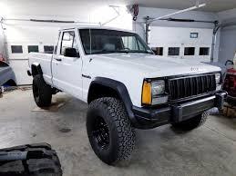 1986 jeep comanche lifted jeep comanche 4x4 4 0l super clean used jeep comanche for sale