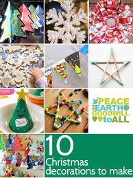 decoration ideas to make with children