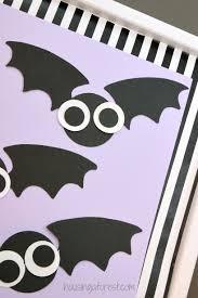 easy bat craft kids housing forest