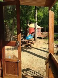 nantahala yurt village