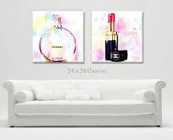 Items Similar To Art Print - items similar to large canvas print wall art fashion inside design