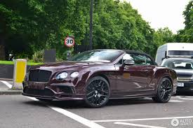 bentley continental supersports convertible 2018 23 november