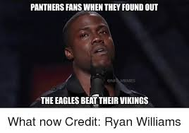 Vikings Memes - panthers fanswhen they found out onf emes the eagles beat their