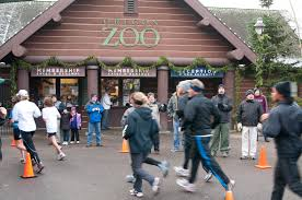 thanksgiving oregon zoo