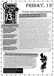 common superstitions friday 13th fears and superstitions special occasions parties