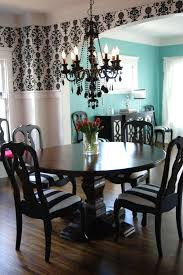 Decorating With Chandeliers Black Dining Room Chandelier Lightings And Lamps Ideas