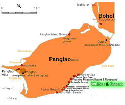 alona resort map the tranquil sea of panglao island officially by the
