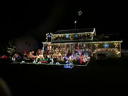 christmas light display to music near me best connecticut christmas lights