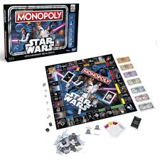 monopoly game star wars 40th anniversary special edition monopoly