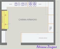 grandezza cabina armadio cabina armadio in spazi minimi