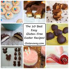 the 10 best easy gluten free easter recipes glutenaway blog