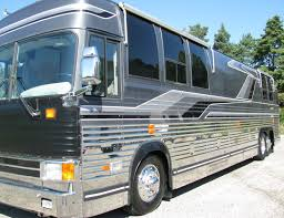 sold 1990 prevost angola xl 40 u0027 panterra coach