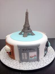 Birthday Cake Decoration Ideas At Home by Interior Design Awesome Paris Themed Cake Decorations Interior
